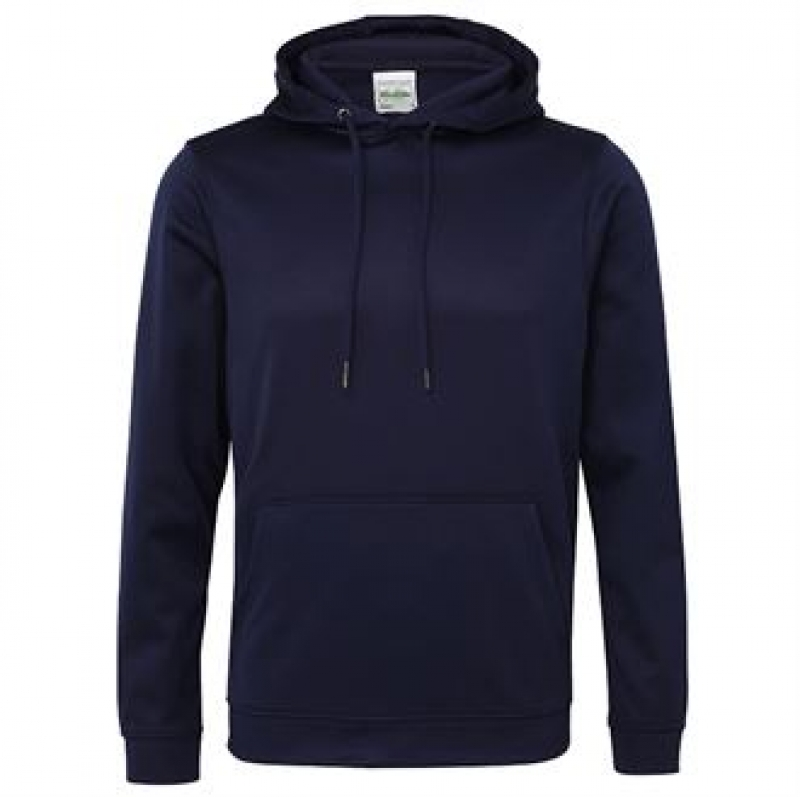 JH006 Sports polyester hoodie