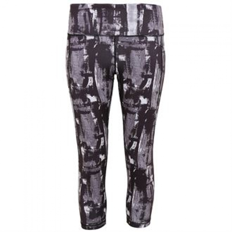 Women's TriDri® performance sunset leggings ¾ length